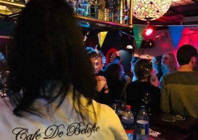 Verjaardag vieren bij Café De Belofte